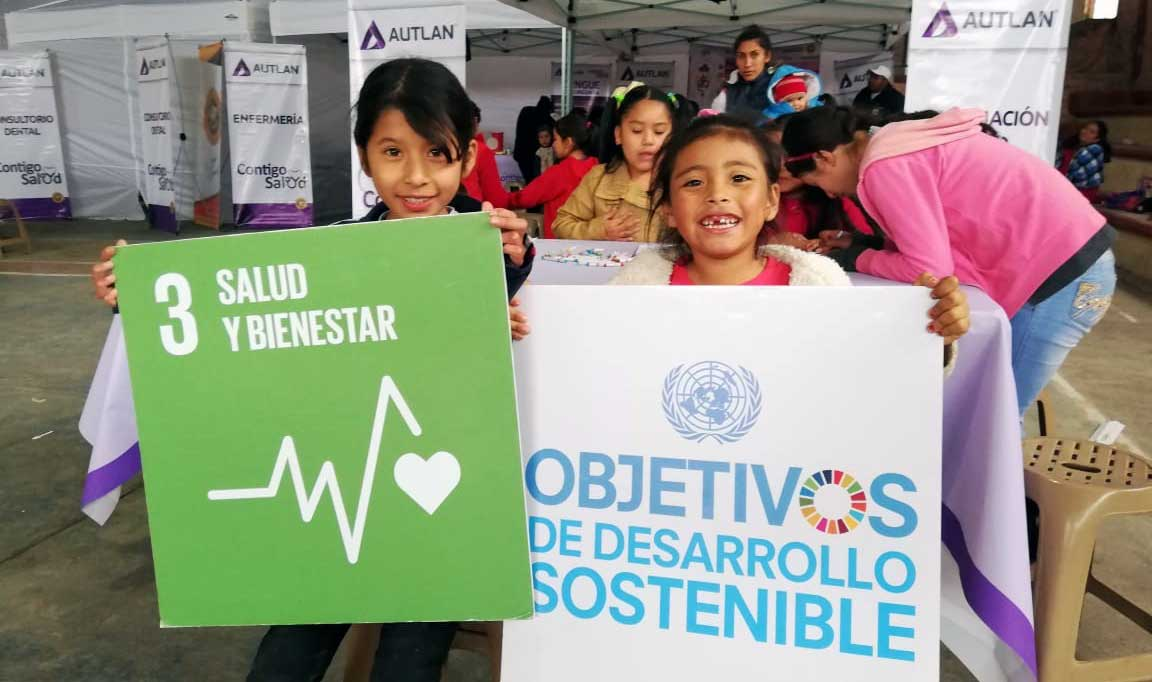 Autlán has successfully concluded its health brigade program in hidalgo